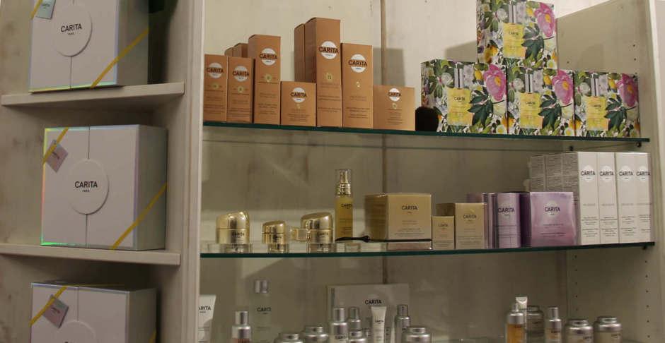 Carita Kosmetik Kaiers Hall in Tirol